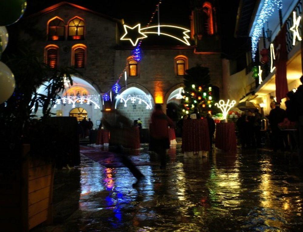 Antakya da Noel Kutlaması Bir başkadır
